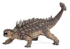 Ankylosaurus - Ankylosaurus